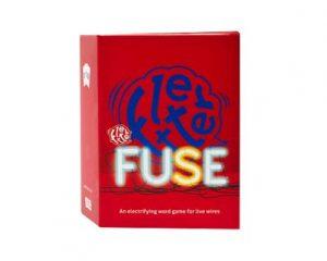 Box for Fletter Fuse Card Game