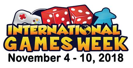Image result for international games week 2018