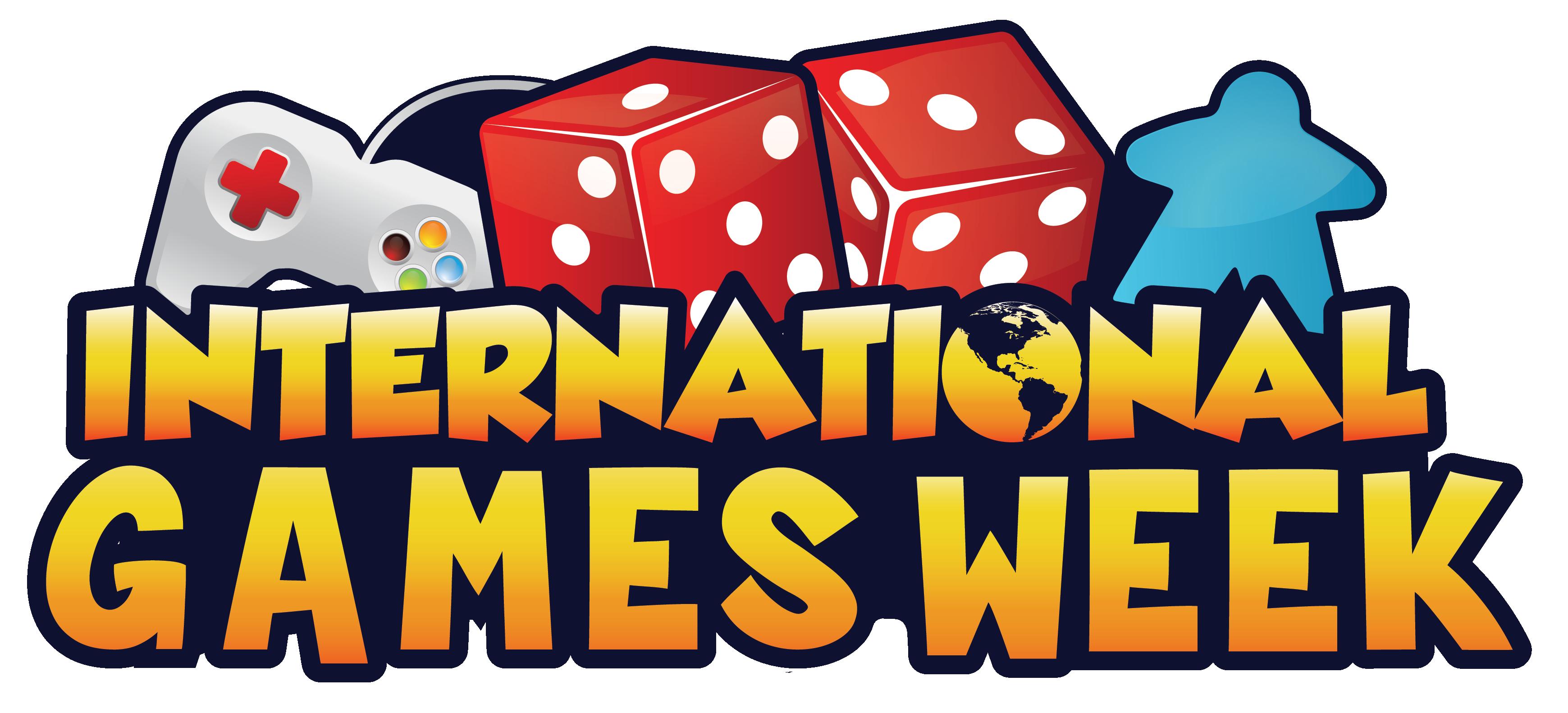 International Games Week Logo