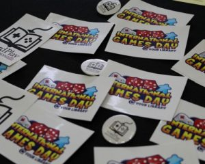 International Games Day and WordPlay Badges
