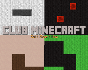 Club Minecraft Logo