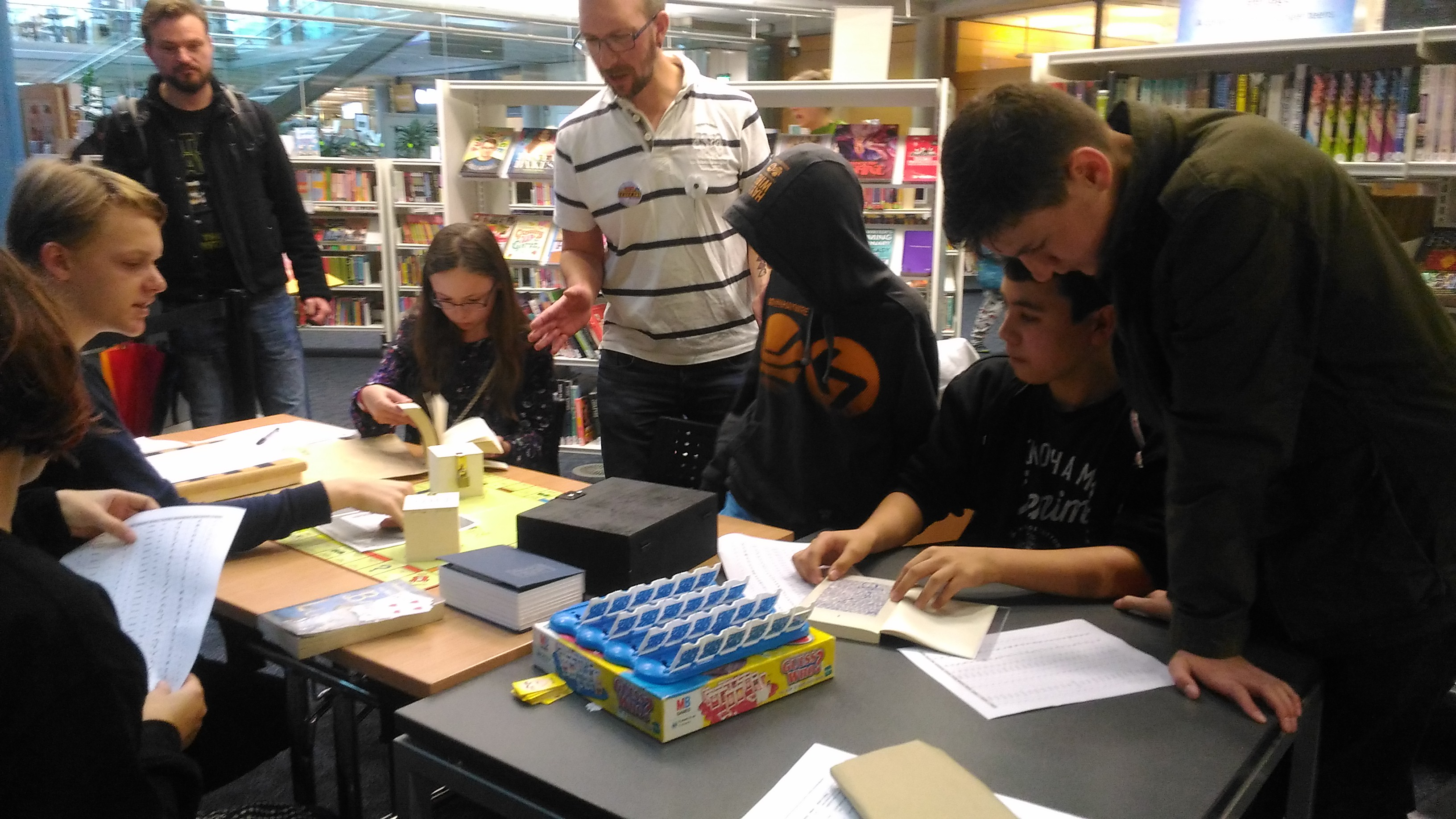 Escape Room Design Workshop