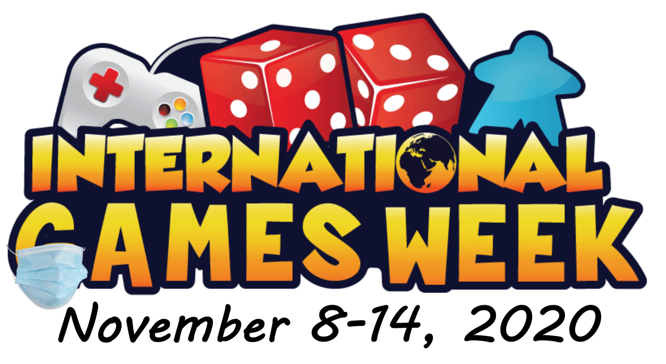 International Games Week – Games in Libraries