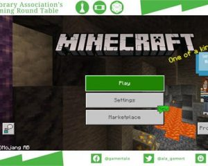 screen grab of a miecraft stream on twitch