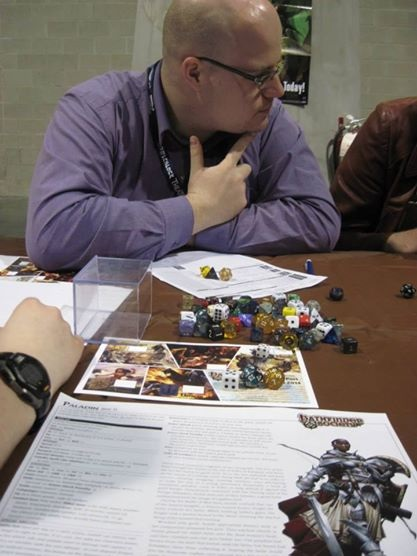 Sponsor profile: Paizo Publishing – Games in Libraries